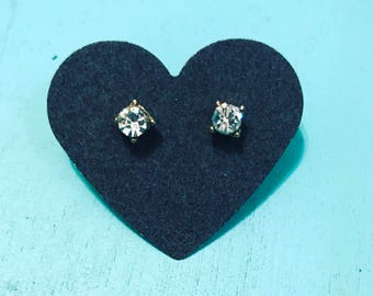 SALE Simple Bling Studs