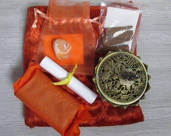 Mabon Box, Sabbat Box, Mabon Altar box, Mabon ritual box, Autumn Equinox, Mabon Sabbat Box, Pagan box, wiccan box, Wiccan sabbat box, witc
