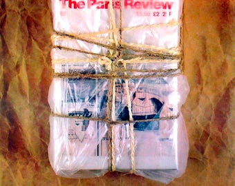 Javacheff Christo-Wrapped Paris Review-1982 Lithograph