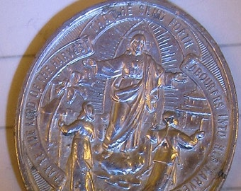 Beautiful Most Unusual Vintage LORD of the HARVEST Medal- circa 1900s