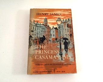 The Princess Casamassima, Henry James, 1964