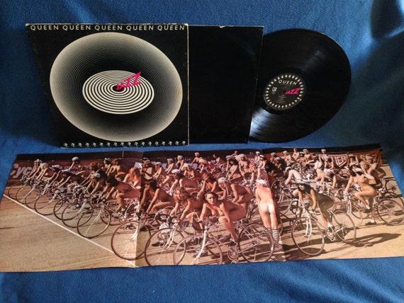 Rare Vintage Queen Jazz Vinyl Lp Record Album By
