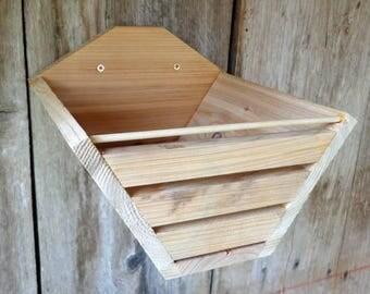 Mourning Dove Nesting Basket