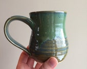 Other Bluesy Mug Handmade Pottery