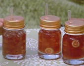 Mason Jar Ice Tea for American Girl Dolls