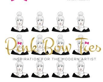 Clutching My Pearls for Erin Condren, TN, Kate Spade, Happy Planner, and Recollections