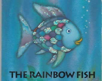 The Rainbow Fish by Marcus Pfister -  Great Board Book