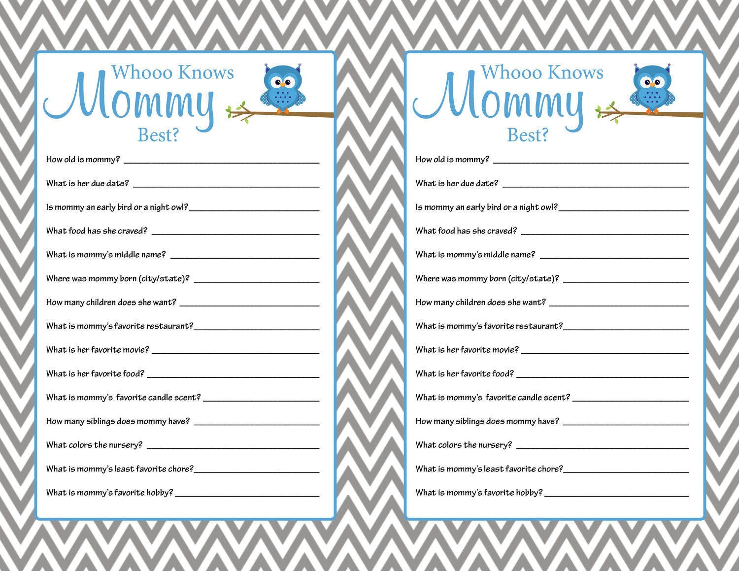 It is a graphic of Refreshing Who Knows Mommy Best Free Printable