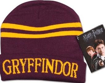 Gryffindor Hogwarts cap Harry Potter