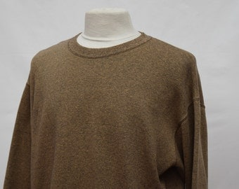 90s Brown Speckled Sweatshirt (DOWN FROM 19.99)