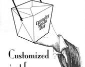 Custom Order for Thomas