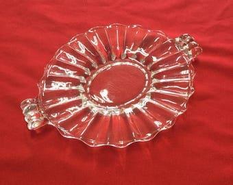 Heisey Glass Platter