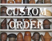 Custom Order Reserved for S Nonreturnable