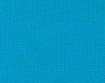 High Quality Fabric Finders Turquoise Pique. Perfect for Sewing, Crafting and Quilting!