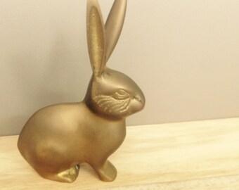 brass bunny rabbit