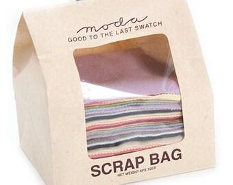 Moda-Wool Scrap Bag