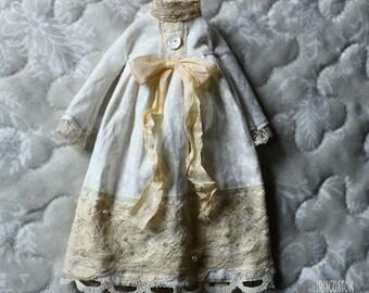 "Ooak Blythe dress by Iriscustom "" Sunny Spring """
