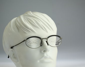 Robert Rudger 580 10   / Vintage eyeglasses & sunglasses / 90S unique and rare