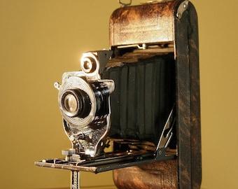 Agfa Readyset Royal Silver Fox Camera