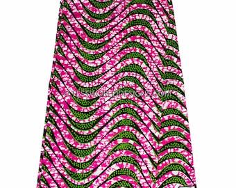 Ankara Fabric, Fuchsia /Wholesale fabric/ Wax print fabric / African Fabric / Ankara Fabric / African cloth / African supplies WP897