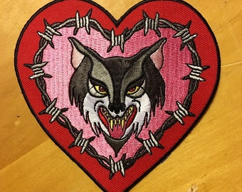 Vicious Heart Patch