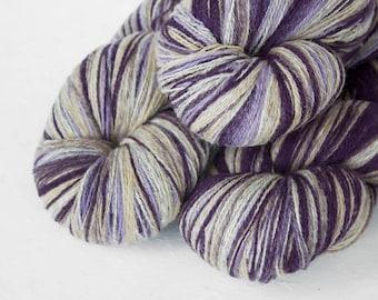 Gradient Aade Long artistic wool, Yarn for knitting, crochet. Thomas gradient yarn
