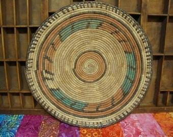 African Tribal Basket