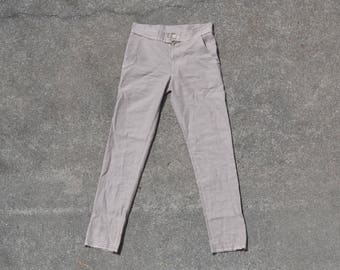 6x4 100% Linen Tapered Trousers