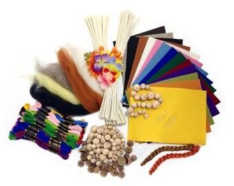 Felt Wee Folk Craft Collection