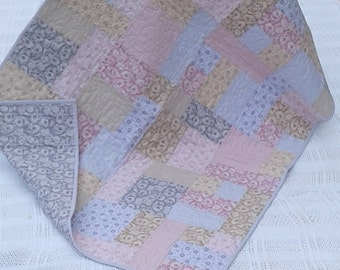 Soft and Sweet Baby Quilt