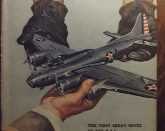 COLLIER'S MAGAZINE May 23, 1942 Flight to the Sun