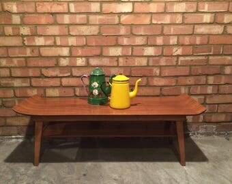 Vintage 1960's Coffee Table