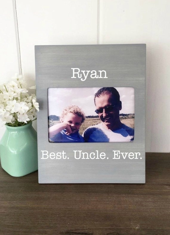 uncle picture frame godfather gift brother birthday gifts for uncles new uncle
