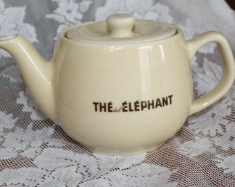 Mid-Century Teapot- The de Elephant