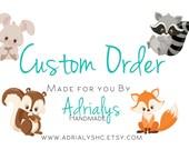 Custom Order- Spring Rolls