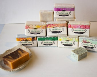 organic soap – made at Pilio Mountain, Greece