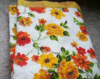 Full Size Blanket, Vintage, 1970s
