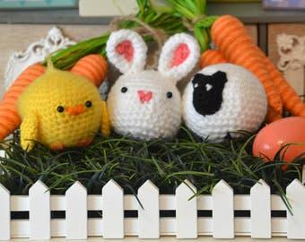 Crochet Easter Buddies