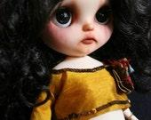 RESERVED.Anala. OOAK Custom Blythe doll.