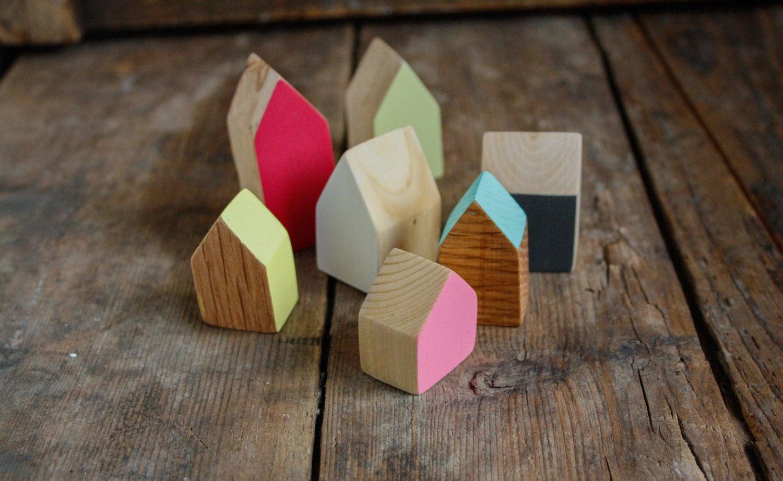 Wooden village tsy - ^