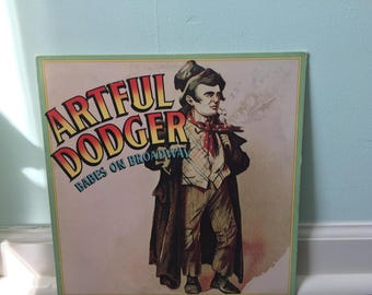 "Artful Dodger ""Babes on Broadway"" vinyl record"