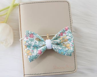 Liberty of London Fabric Bow in Meadow Pastels
