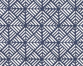 Ships Free ~ Serena &Lily Origami fabric remnant