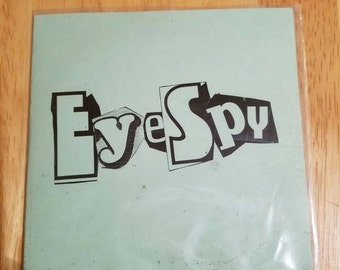 Eye Spy CD