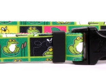 Frogs Standard Collar