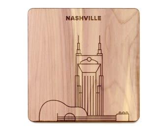 Nashville Coaster -  AT&T Building