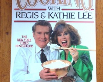 Vintage Cooking with Regis & Kathie Lee Cookbook