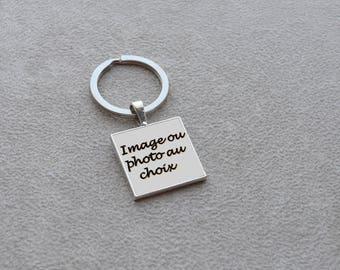 Door key to customize