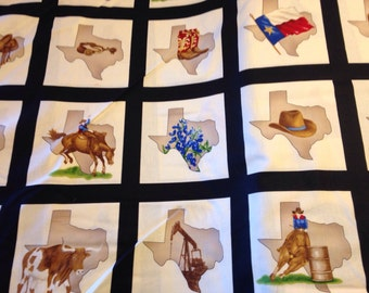 Texas fabric by Moda out of print