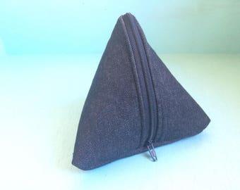 Snack or Make Up Bag Eco Friendly Food Safe